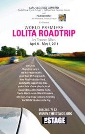 Lolita Roadtrip - San Jose Stage Company