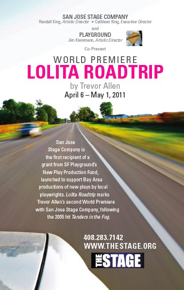 Lolita Roadtrip - San Jose Stage Company