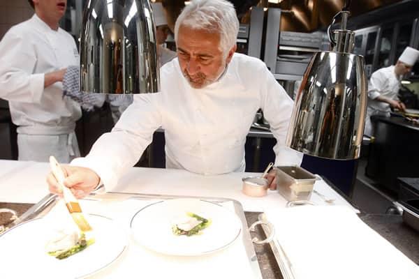 Master Series Dinner - Restaurant Guy Savoy