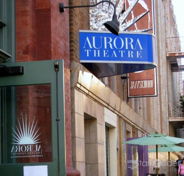 Aurora Theatre Berkeley California