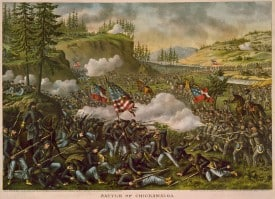 Chickamauga - Civil War