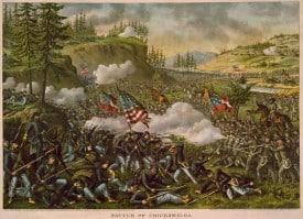 Chickamauga - Civil War