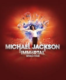 Michael Jackson Immortal World Tour
