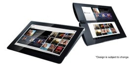 "Sony Tablet"" S1 (Left), S2 (Right)"