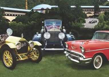 Marin Sonoma Concours D'Elegance