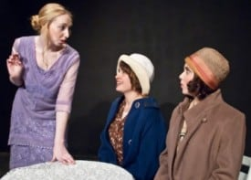 Lady Caroline (Laura Fones), Lotty and Rose