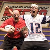 Reduced Shakespeare Company's 'The Complete World of Sports (abridged)'