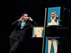"Former Ringling star and Bay Area native Alex Ramon dazzles audiences with ""Alex Ramon Magic."""