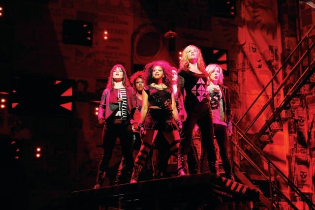 American Idiot on Broadway
