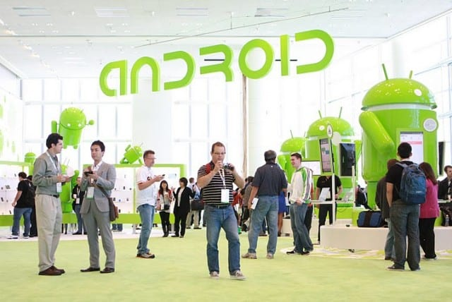 Google IO 2011 - Day 2 in San Francisco