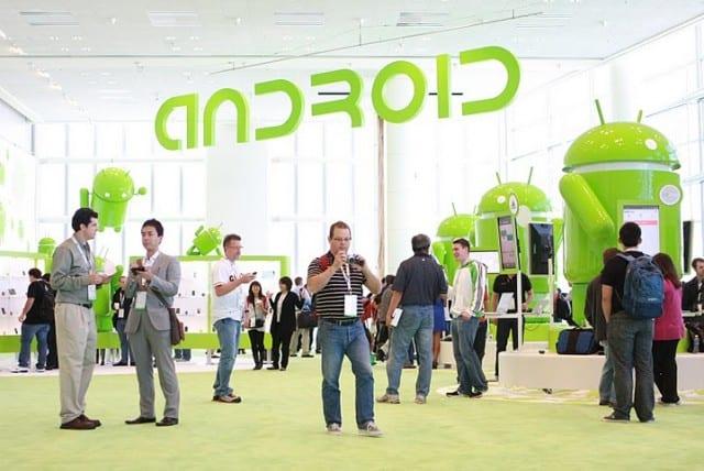 Google IO 2011 - Day 2 in San Francisco