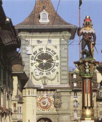 Zytglogge (Clock Tower)