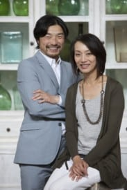 Husband-and-wife entrepreneurs Lawrence Lai and Ann Lee.
