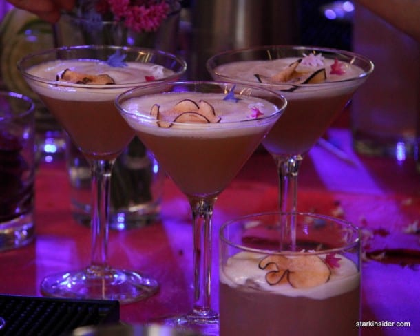 Besides wine, there were also appearances of star bartenders including Aaron Gregory Smith (15 Romolo), Michael Lazar/Cappy Sorentino/Maxine Giammo (Plum Restaurant) and Brook Arthur (Prospect).