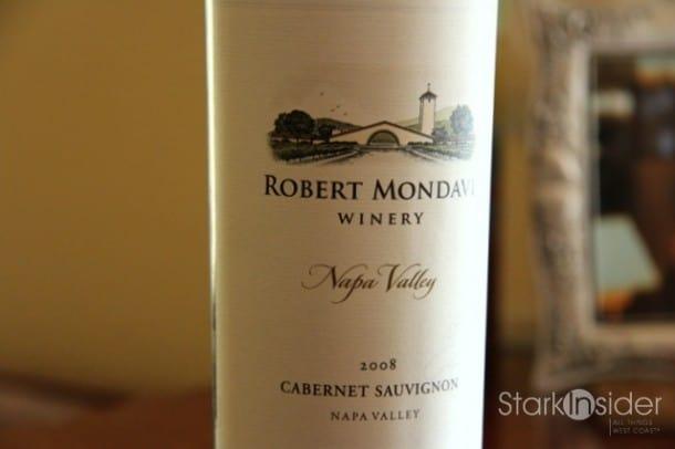 2008 Robert Mondavi Cabernet Sauvignon, Napa Valley