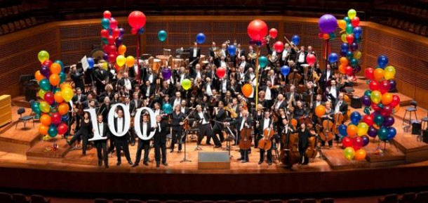 San Francisco Symphony Centennial 2011