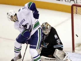 NHL Playoffs Western Final Preview: San Jose Sharks vs. Vancouver Canucks