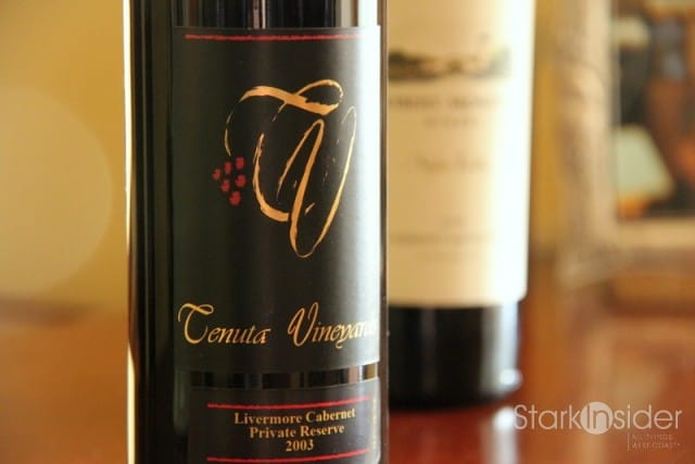 Cab Throw-down: Tenuta vs. Mondavi