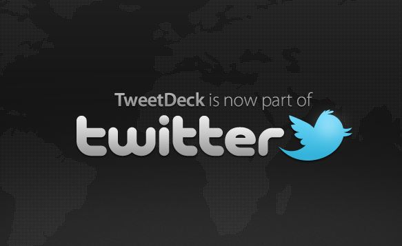 TweetDeck joins the