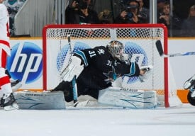 Niemi, San Jose Sharks