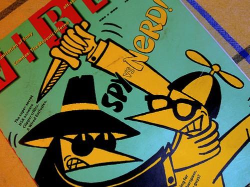 Spy vs. Spy - Wired Magazine