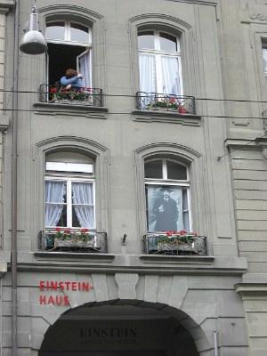 Einstein's home