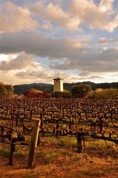 Robert Mondavi Winery, Napa Valley.