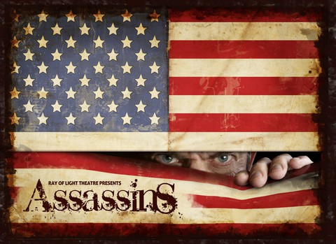 USA flag - Assassins