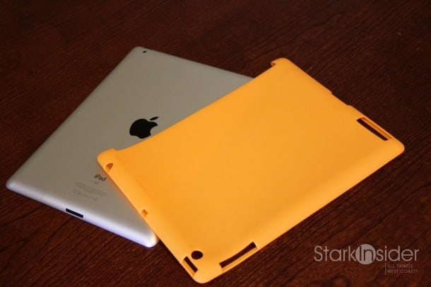 HyperShield Back Cover for iPad