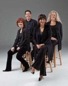 Ives Quartet 2011