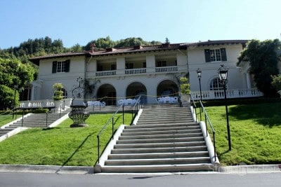 The Montalvo Arts Center in Saratoga, California