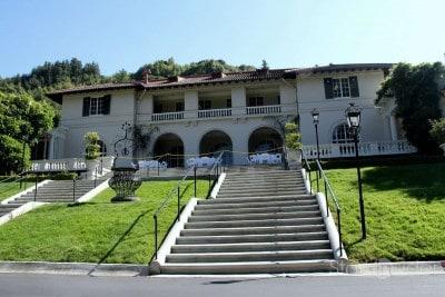 The Montalvo Arts Center in Saratoga, California