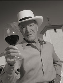 Wine legend Robert Mondavi