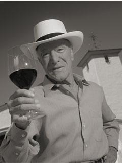 Wine legend Robert Mondavi