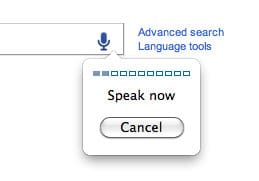 Speak Now, or forever hold your mouse