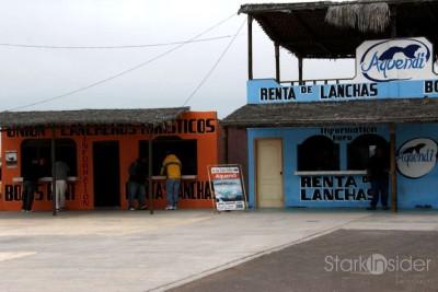 Isla Santa Margarita, Mexico on the Baja coast.