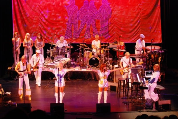 ARRIVAL in concert