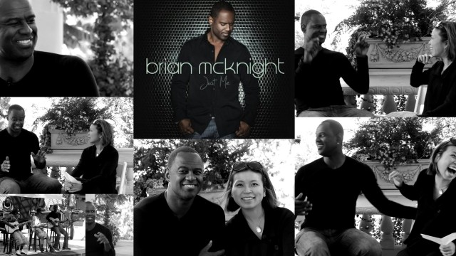 Brian McKnight on Stark Insider TV