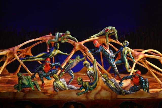 Totem - Cirque du Soleil - Photo Preview