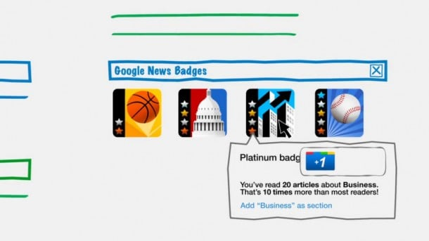 Google found a way to go after Foursquare...