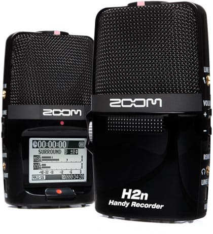 H2n Field Recorder announced