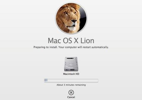 Mac OS X Lion hands-on