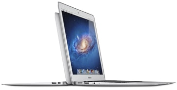 MacBook Air - Quickly morphing into an iPad with Keyboard?