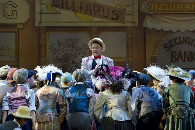 The Music Man - Broadway by the Bay