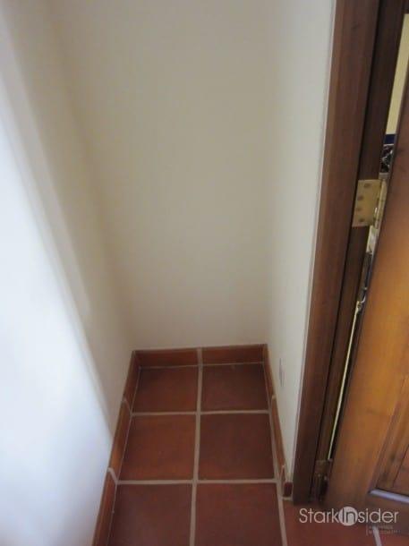 Pantry area in our Casa del Lagarto Azul