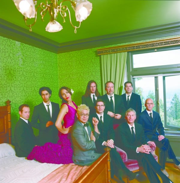 Pink Martini played Davies Symphony Hall with the San Francisco Symphony