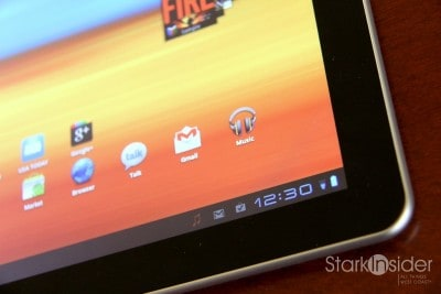 Android Honeycomb - Google's re-tooled OS for tablets