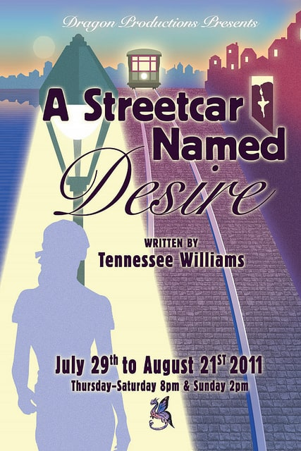 A Streetcar Named Desire - Dragon Theatre, Palo Alto