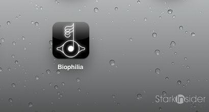 Biophilia for iPad: The oddest app navigator in the known universe.