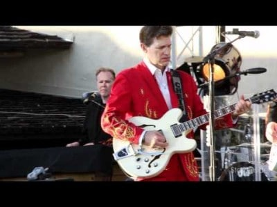 Video thumbnail for youtube video Chris Isaak live at Robert Mondavi Winery | Stark Insider